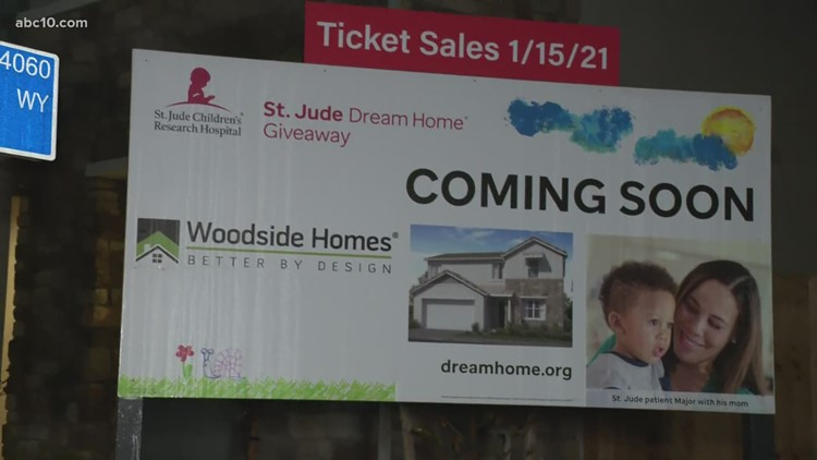 How you can win a St. Jude dream home