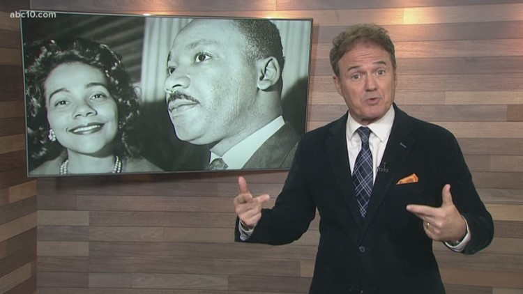 Walt's Blender: Taking a look back at Martin Luther King Jr.'s life