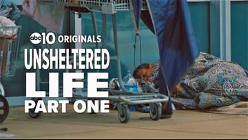 Unsheltered Life: Homeless in Sacramento | Part I