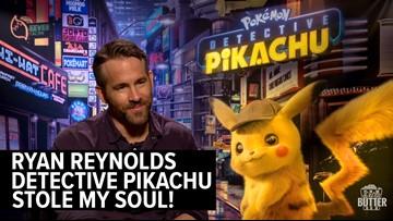 Ryan Reynolds: Detective Pikachu stole my soul! | Pokémon interview | Extra Butter