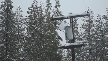 PG&E still working to restore power to thousands one week after snow storm