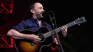 Dave Matthews Band crashing into Sacramento this summer