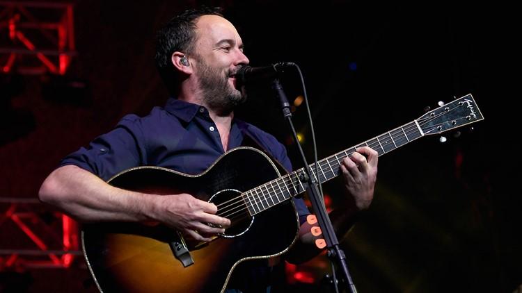 Dave Matthews Band crashing into Sacramento this summer