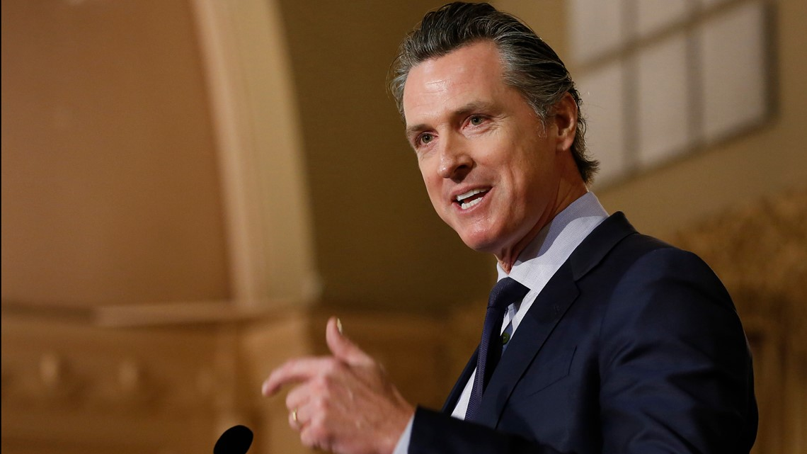 AP FACT CHECK: Newsom wrong on illegal border crossings