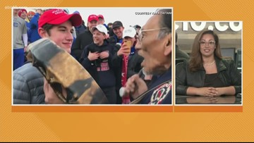Trending News: Native American veteran, high schooler dispute each other's claims in viral video