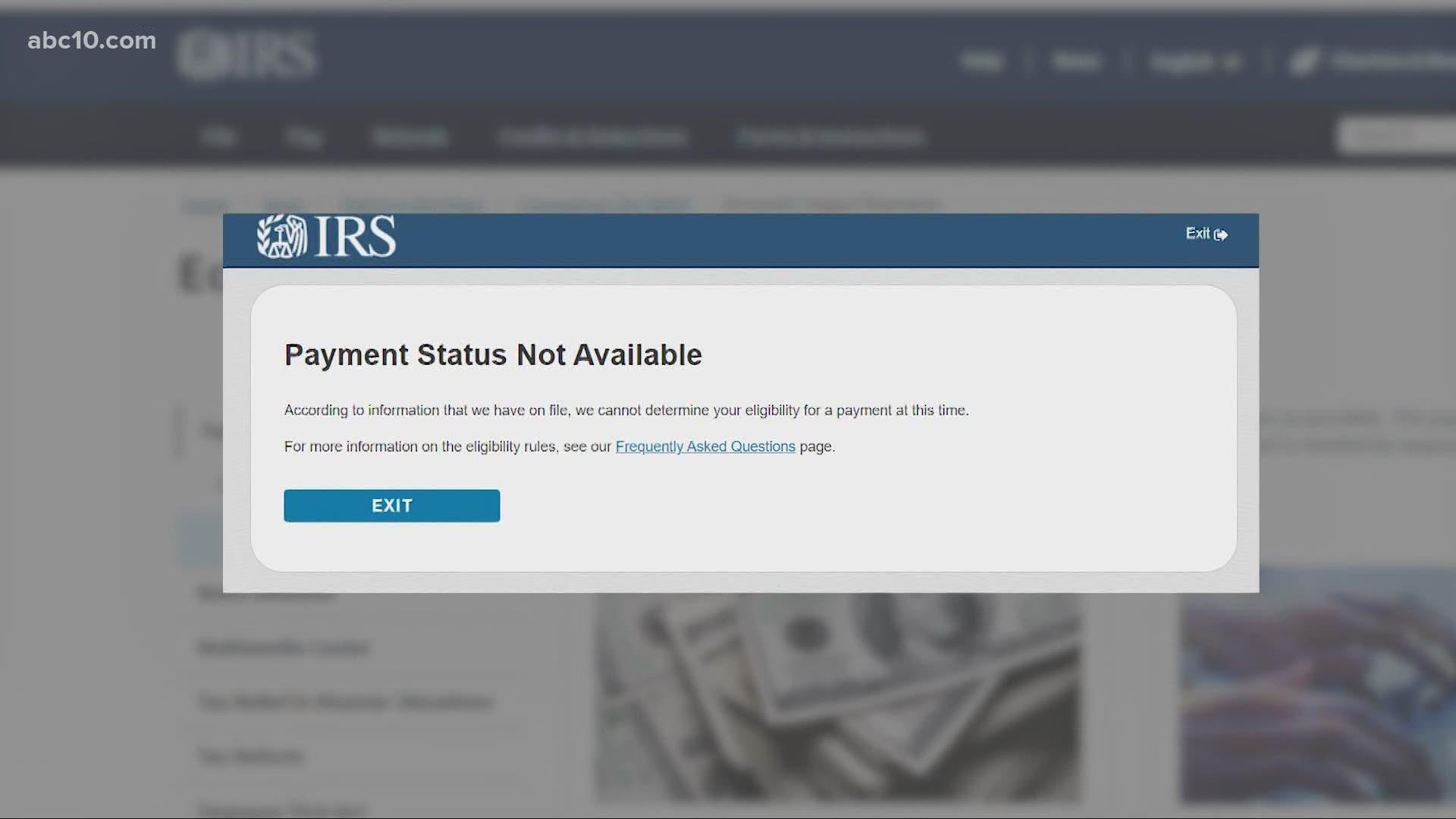 Stimulus checks who gets them | abc10.com