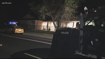 Police detail tense 5-hour standoff with armed man in Del Paso Heights