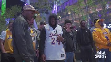 Luke Walton, Sacramento Kings remember Kobe and Gianna Bryant ahead of memorial at Staples Center