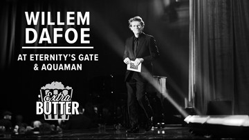 Willem Dafoe interview: 'At Eternity's Gate' and 'Aquaman' | Extra Butter