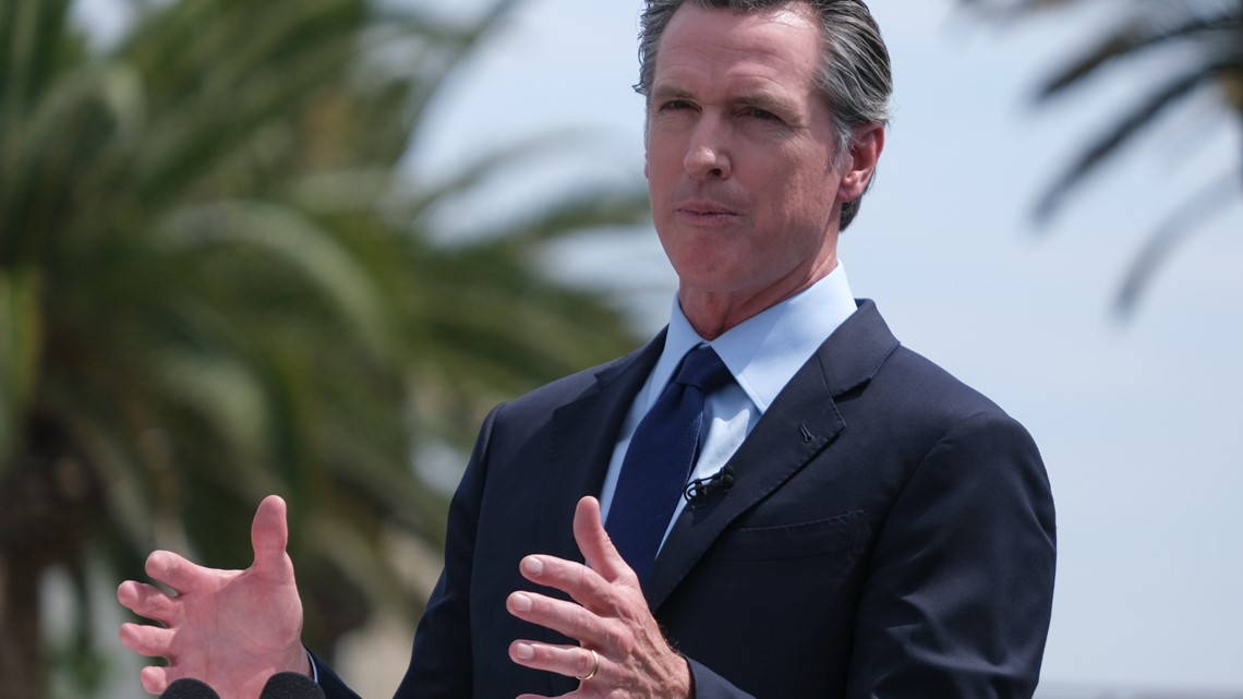 'There's no free ride' | Gov. Newsom's new plan to stop retail thefts