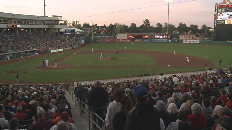 Sutter Health Park welcoming back fans with safety precautions