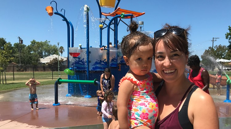 Here's how the park district ensures water safety at the splash parks