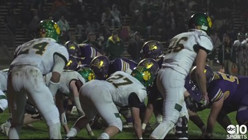 Escalon Cougars up-end Sonora Wildcats 40-14; advance to Section title