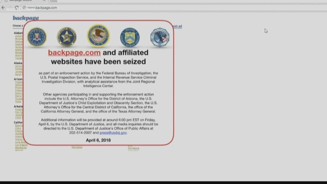 Human Trafficking Survivor Reacts To Shutdown Of Backpage Com Abc Com