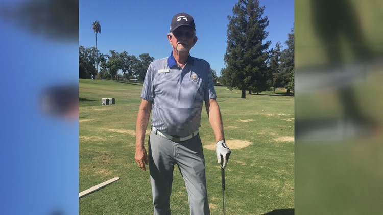 Stroke of genius: 77-year-old Lodi man is oldest with a PGA membership