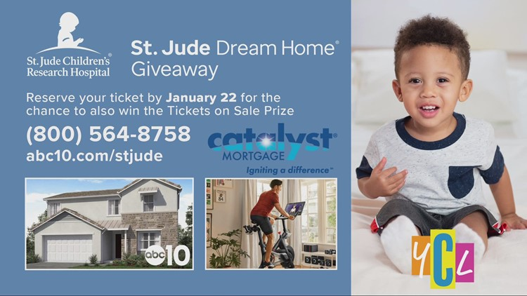 Catalyst Mortgage is proud to support St. Jude Children's Research Hospital