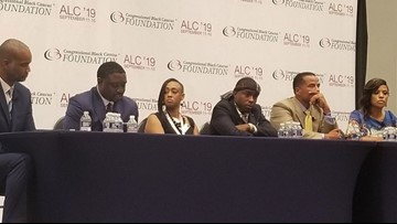 Sacramento Police Chief, Stevante Clark travel to Washington, D.C. for congressional panel on community policing
