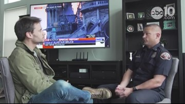 Sacramento Metro Fire PIO talks about fight to save Notre Dame Cathedral fire | Extended Interview