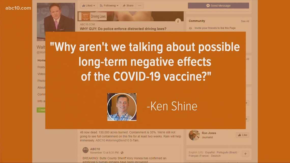 Why aren't we talking about long term effects of COVID-19 vaccine? | Why Guy