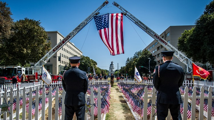 'A very moving day' | Sacramento Fire, police prepare for 'Run to Remember'
