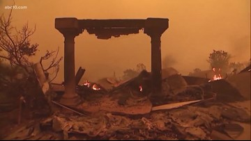 Number of fires, damage down as Cal Fire announces end of 2019 peak fire season