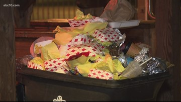 City cleans up Old Sacramento after New Year's Eve fireworks show