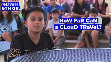 Weather You Know: How far can a cloud travel?