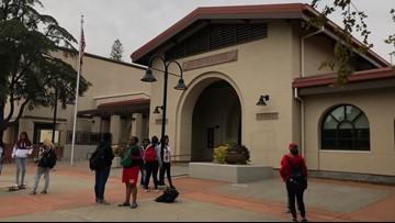 Lockdown lifted at San Juan High in Citrus Heights