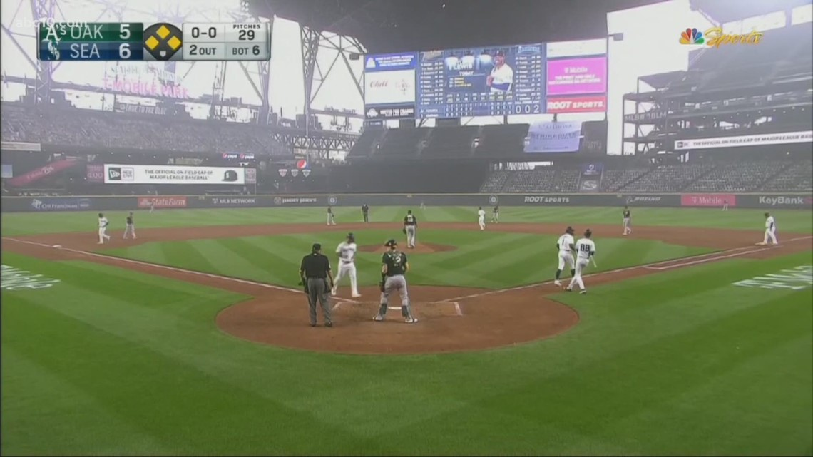 Giants game postponed due to smoke, poor air quality in Seattle impacts games | ABC10 Sports Update