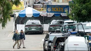 California garlic festival gunman killed himself, officials say