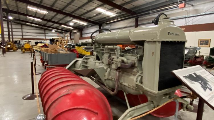 The machines that fed America are on display again in Yolo County | Bartell's Backroads