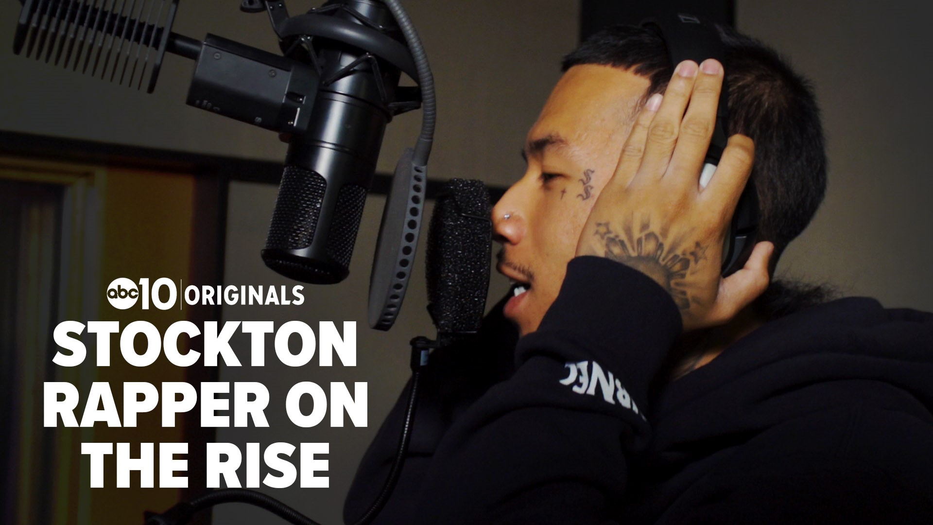 Rapper Mbnel Putting Stockton On The Map In The Hip Hop World