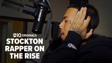 Rapper MBNel's music is putting Stockton on the map in the hip-hop world
