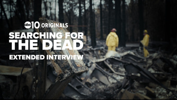 Searching for the Dead: Extended Interview