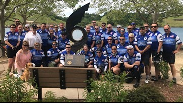 Northern California officers prepare for 300 mile Police Unity Tour to honor fallen officers