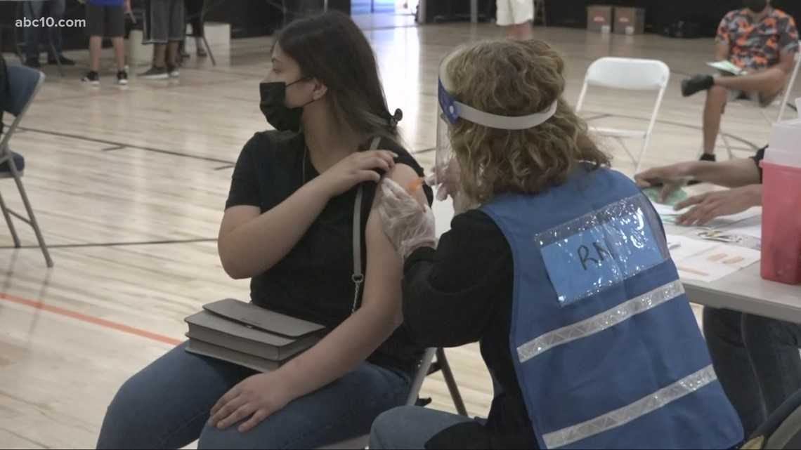 Stanislaus County latest to suggest fully vaccinated to remask