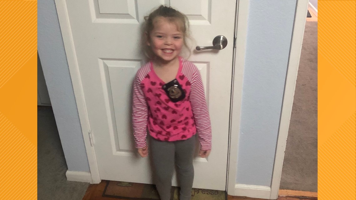 4-year-old Fairfield girl accidentally calls 911, police respond and make her day