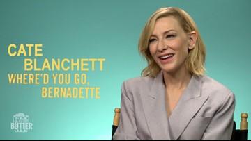 Cate Blanchett talks 'Where'd You Go, Bernadette' | Extra Butter