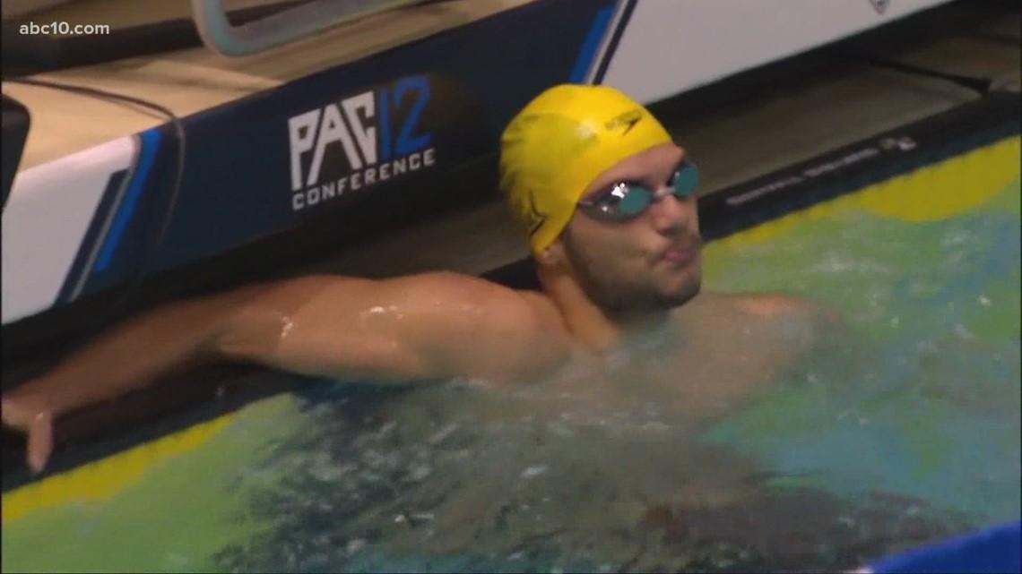 El Dorado Hills swimmer ready to make his mark at Tokyo Olympics