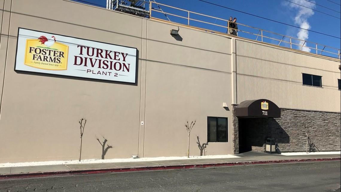 Tyson Food In Talks To Buy Turlock Livingston S Foster
