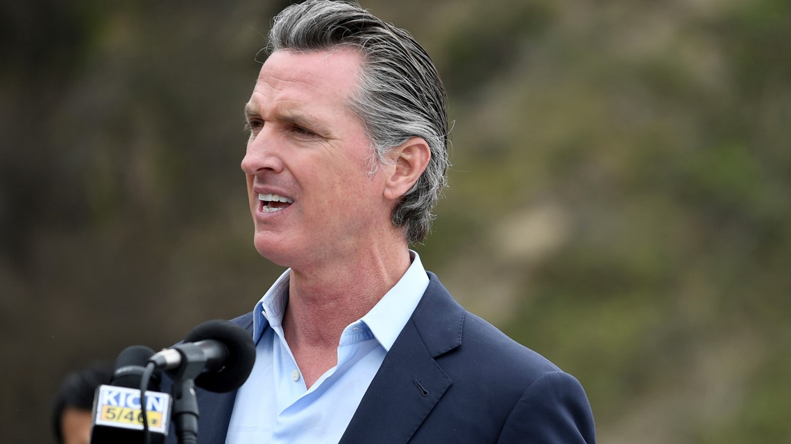 This is how much it may cost to recall Governor Newsom
