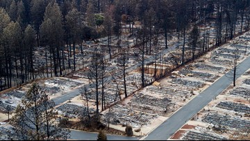 PG&E announces it will plead guilty to 84 counts of involuntary manslaughter for 2018's Camp Fire
