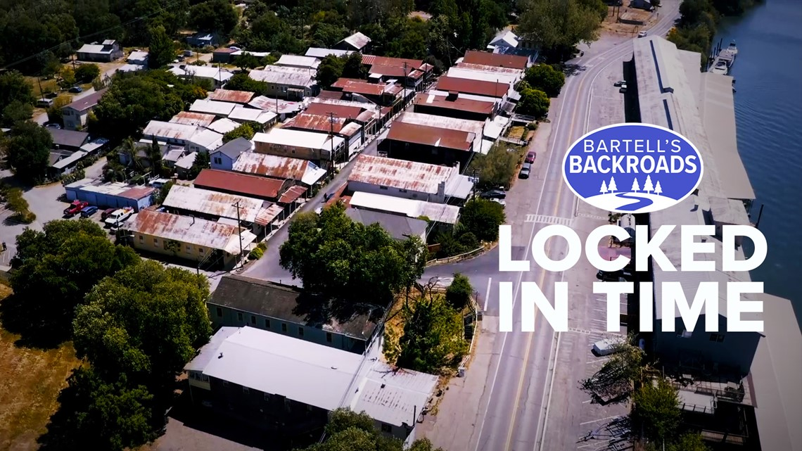 Locke was the first California town built by Chinese immigrants | Bartell's Backroads