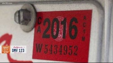 Why Guy: Why don't police pull over drivers with expired license plate stickers?