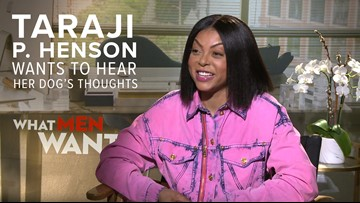 Taraji P. Henson wants to hear her dog's thoughts & Empire spoilers | Extra Butter Interview