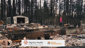 Dignity Health AOHK 60 Camp Fire