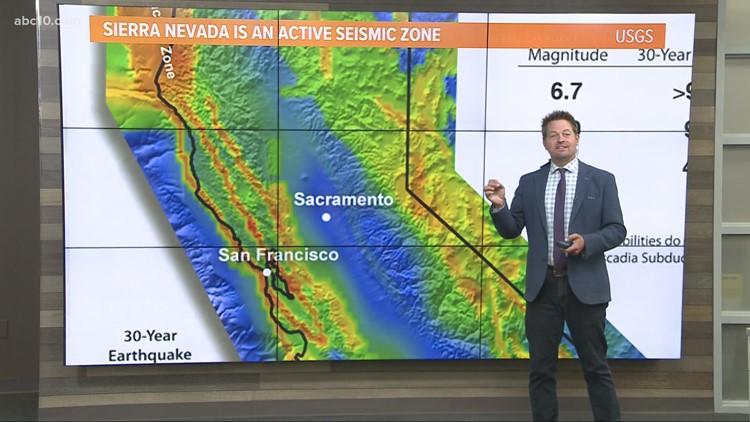 California Earthquakes Updates: San Andreas Fault