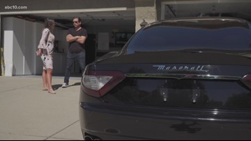 How you can drive a Maserati while helping Folsom woman battling breast cancer
