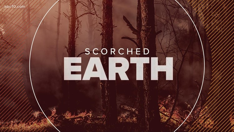 California's new water year | Scorched Earth