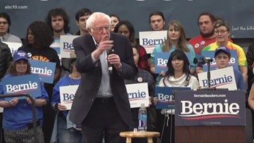 Daily Blend: Bernie Sanders leads early voting in Nevada caucuses